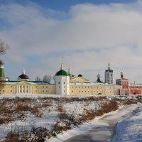 Николо-Пешношский монастырь :: Анастасия Смирнова