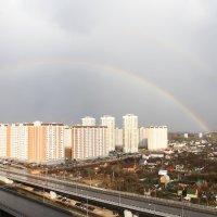вид с окна :: Ксения Мельникова )
