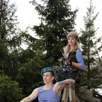 они друг друга так боялись, что срочно, срочно - повенчались))) :: Елена ПаФОС