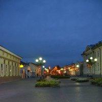 Ночной арбат :: Анастасия Добрынина