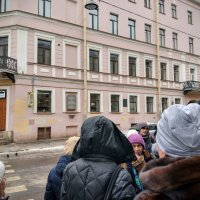 Один из домов, где жил Достоевский Ф. М. :: Юрий Тихонов