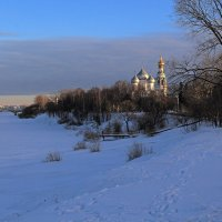 Зимняя Вологда :: Наталья Кузнецова