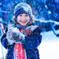 снежные забавы**** :: Яна