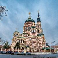Благовещенский собор - Харьков :: Богдан Петренко