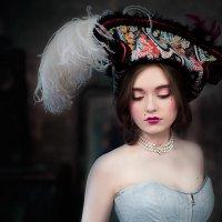 Красавица в стиле рококо :: Анна Меркулова