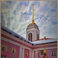 Храм преподобной мученицы Евдокии. Липецк. :: Laborant Григоров