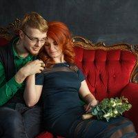 Данил и Даша :: Анна Хрипачева