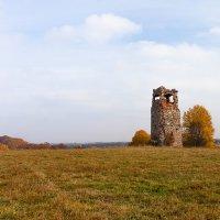 "Башня ""Бисмарка"" :: Геннадий Новов"
