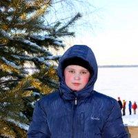 зима :: Алла Лямкина