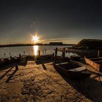 лодки :: Николай Буклинский