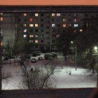 За окном ночь... :: Viktor Eremenko