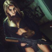 Снайпер :: Александра Жукова