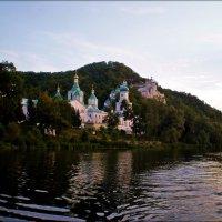 Вид на Лавру с воды :: Татьяна Пальчикова
