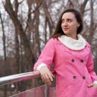 Розовый портрет :: Андрей Майоров