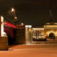 Дворцовый мост и Адмиралтейство :: Валерий Смирнов