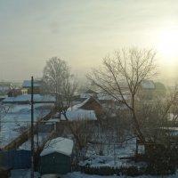 Вид из окна :: Александр Подгорный