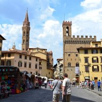 Флорентийские улочки :: Ольга