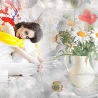 «С праздником весны - Милые женщины!» :: vitalsi Зайцев