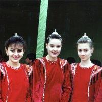 """Танцовщицы ансамбля """"Шатлык"""" (Туркмения) :: imants_leopolds žīgurs"""