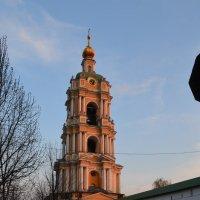 колокольня монастыря :: Галина R...