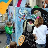 детки на улице,но при делах :: Олег Лукьянов