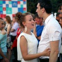 белые наряды или мысли :: Олег Лукьянов
