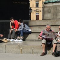 Отдых туриста :: Мария Кондрашова
