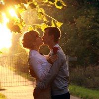 Поцелуй :: Марина Ивлева