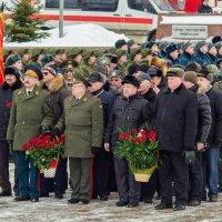 День Защитника Отечества. :: Сергей Исаенко