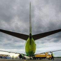VP-BND S7 - Siberia Airlines Boeing 737-800 :: Екатерина Королёва