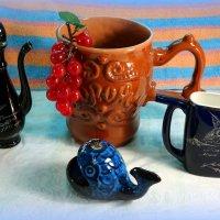 Сувениры из путешествий молодости... :: Андрей Заломленков