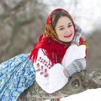 ...Настенька :: Elena Tatarko (фотограф)