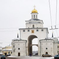 Путешествие по Владимиру. :: Юрий Шувалов