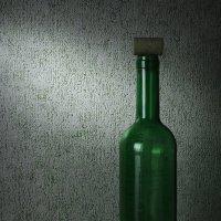 В зелёном :: Иван Лазаренко