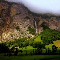 Альпийский пейзаж. Швейцария :: Лара Амелина