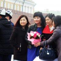 Москвичи и гости столицы.... :: Лара ***