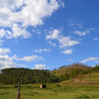 Идущие облака :: Анастасия Добрынина