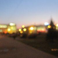 город в огоньках :: Tatyana Kuchina