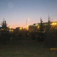 В закатных переходах :: Tatyana Kuchina