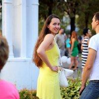 откровенный взгляд или однажды вечером :: Олег Лукьянов