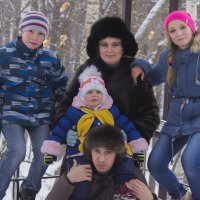 Семья :: Юля Колосова