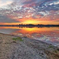 Краски заката :: евгений савельев