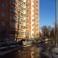 Чем не март? :: Андрей Лукьянов