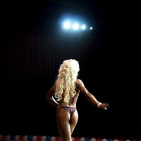 Bikini fitness.On stage. :: Андрей Липатов