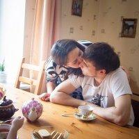 Чаепитие... :: Мария Иванова