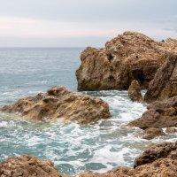 Море и скалы :: Witalij Loewin