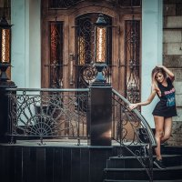 Passing by.. :: Irina Zinchenko