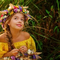Лесная фея :: Ольга Малинина