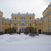 Музей-усадьба Г. Р. Державина (наб. реки Фонтанки, 118) :: Елена Павлова (Смолова)