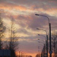 Навстречу закату... :: Tatiana Markova